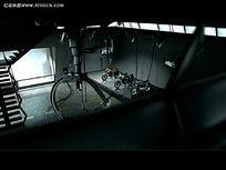 室内摩托车展厅视频