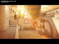 国外家居室外装饰视频