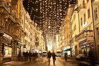 璀璨欧洲街道