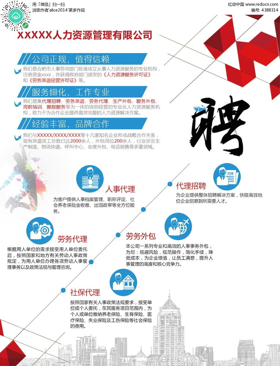 人力资源管理协会2011年度招新策划书