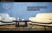 3D室内家居装饰视频