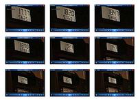 电子仪表数字视频