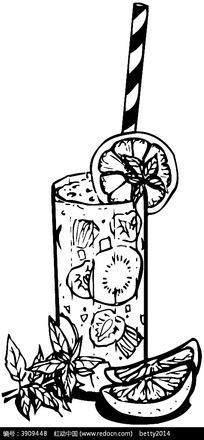 柠檬汁设计图片_柠檬汁设计素材
