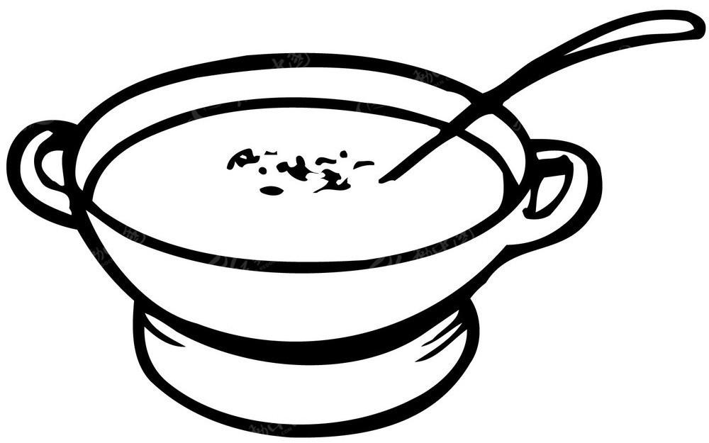 汤的画法,简笔画一碗汤怎么画,儿童关于一碗汤的简笔画大全,用碗装的汤的简笔画画法,美味的食物汤的画法,特别适合画的汤的画法.