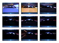 特效光线汽车视频