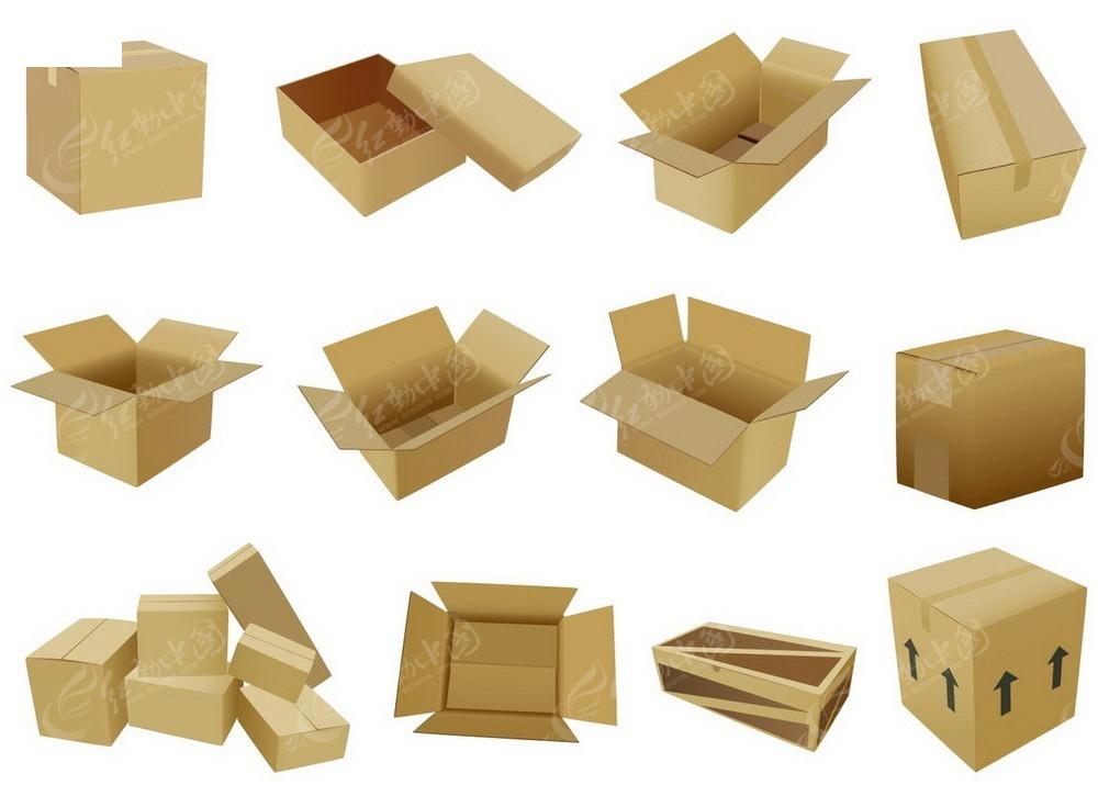 纸箱做船的手工制作步骤图片