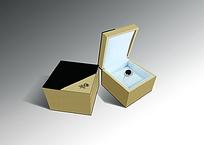 珠宝首饰盒效果图