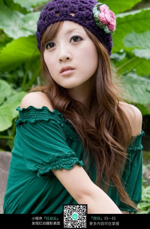 图片服女孩绿衣_其他人物图片高中女生[p]图片