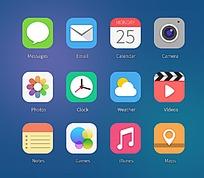 苹果手机app图标