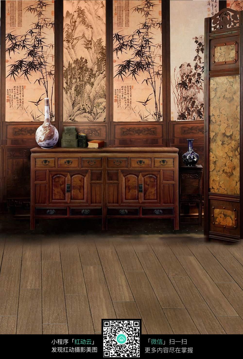 中国古风建筑设计图