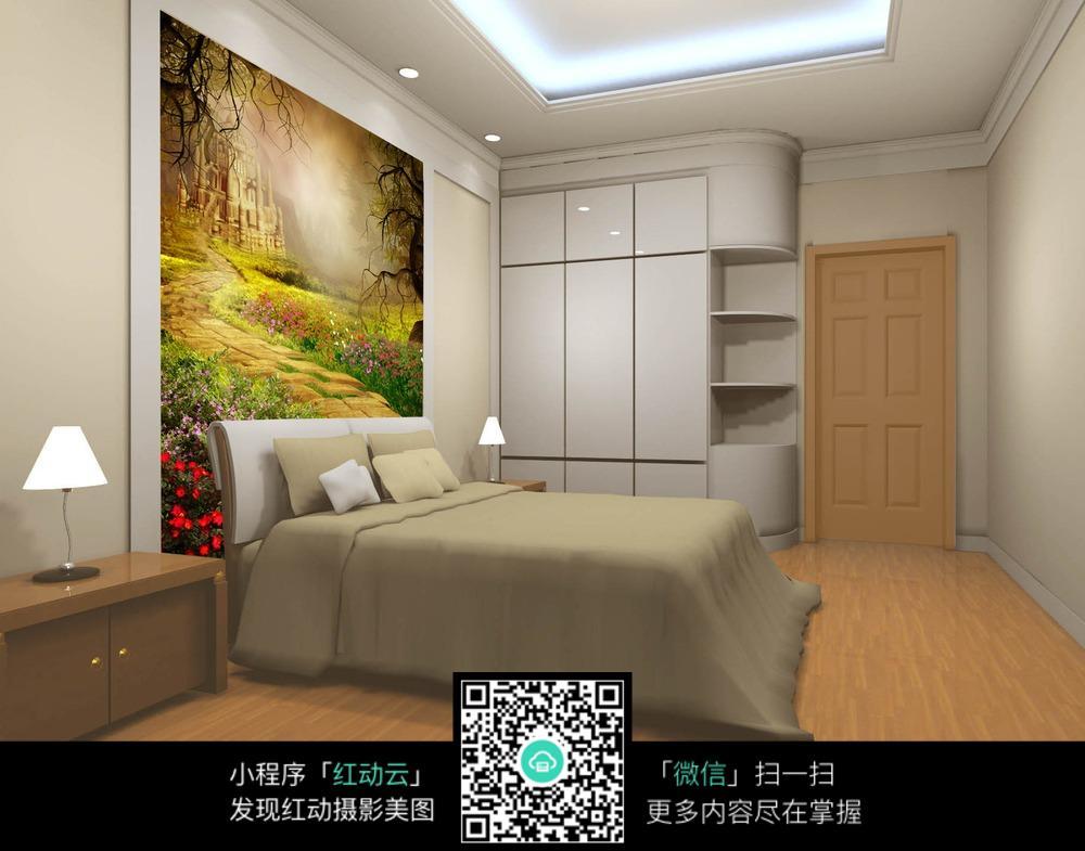背景墙 房间 家居 起居室 设计 卧室 卧室装修 现代 装修 1000_785