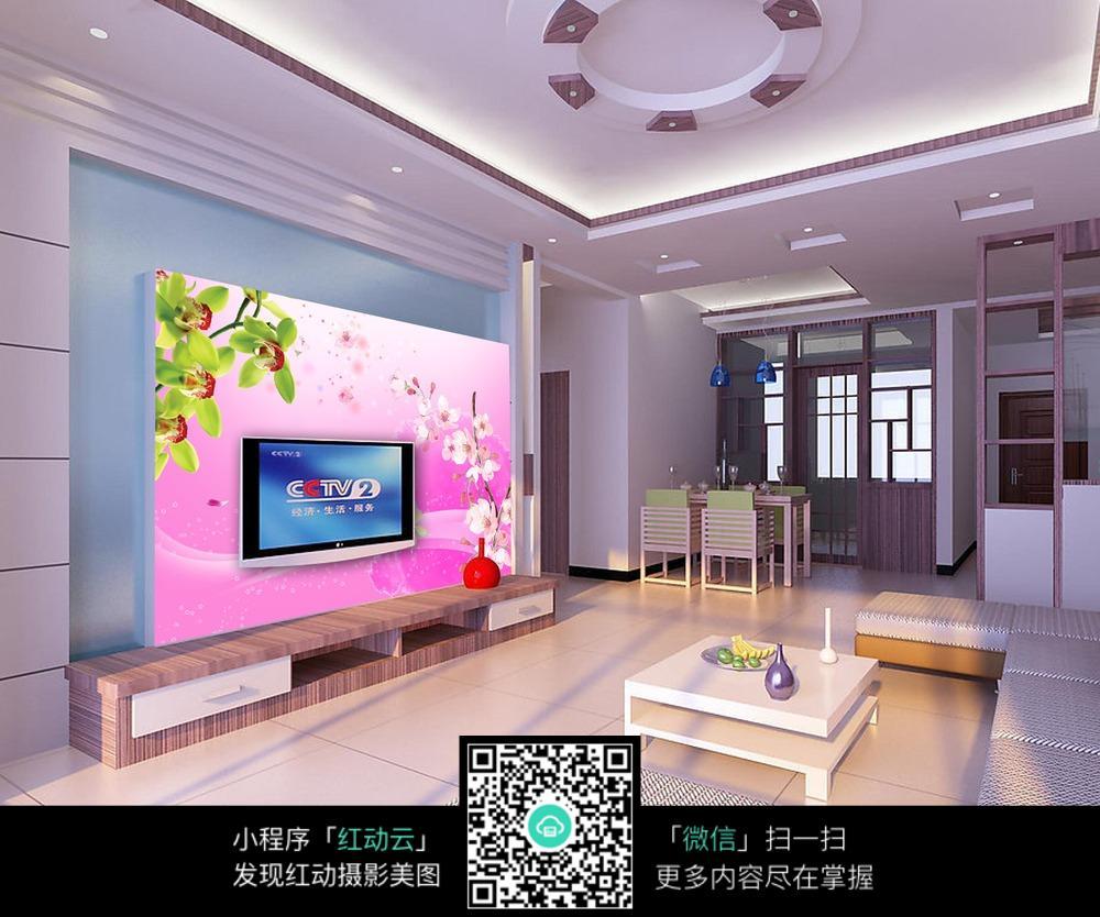 2017最新设计电视墙