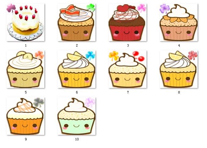 冰淇淋图标图片