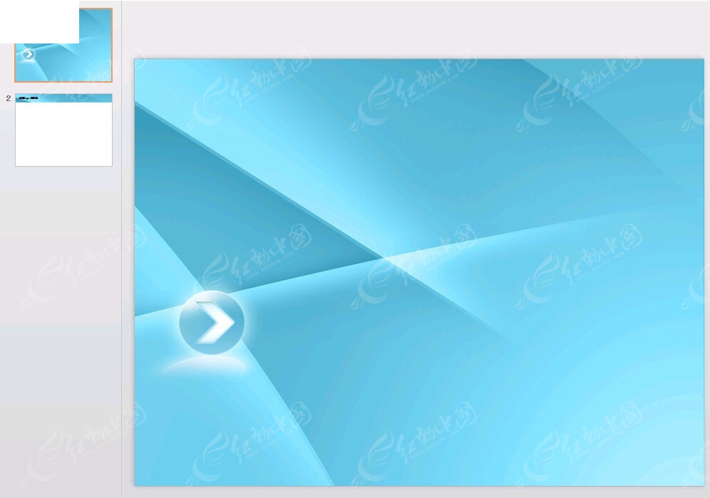蓝色背景ppt素材免费下载 编号4539222 红动网