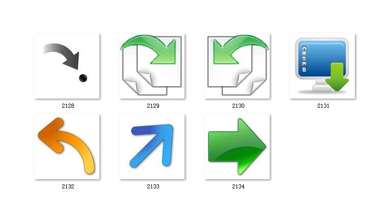 返回键图标其他素材免费下载 编号4275474 红动网