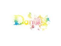 跳舞英文艺术字体