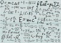 方程式矢量素材
