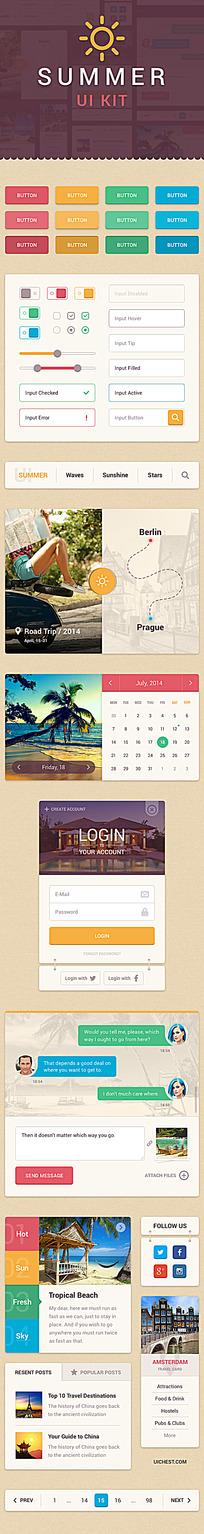 精美手机app设计UI图标