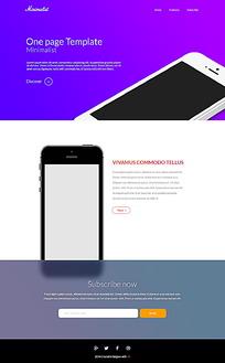 手机灰色界面设计