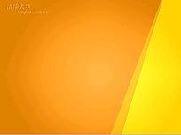 橙色背景ppt
