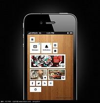 手机图标界面设计