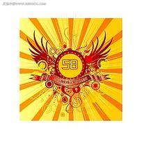 58周年庆海报素材