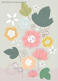 枫叶背景素材