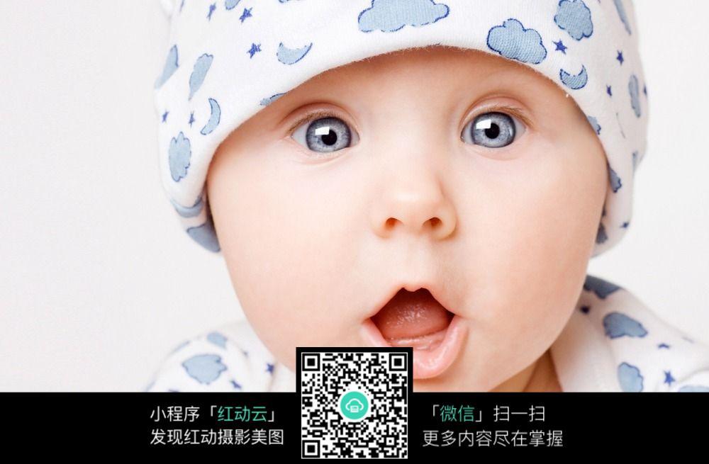 超萌可爱婴儿宝宝照片图片免费下载 编号4784564 红动网