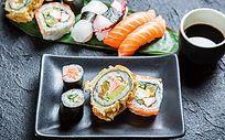 日韩料理寿司
