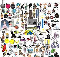 动漫人物图集