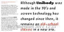 70个英文像素字体合集