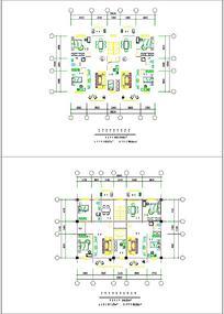 别墅单体设计图样式