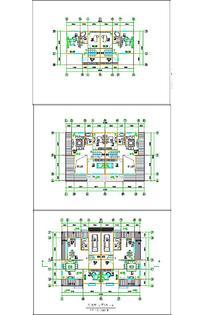 别墅设计图CAD