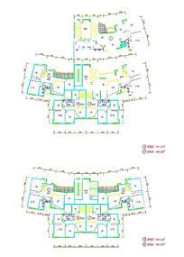 单体建筑平面图设计样式