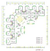 公寓平面图设计样式