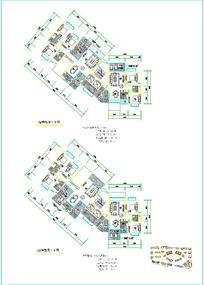 建筑别墅单体平面设计图样式