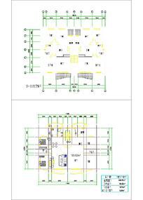 建筑平面设计图样式