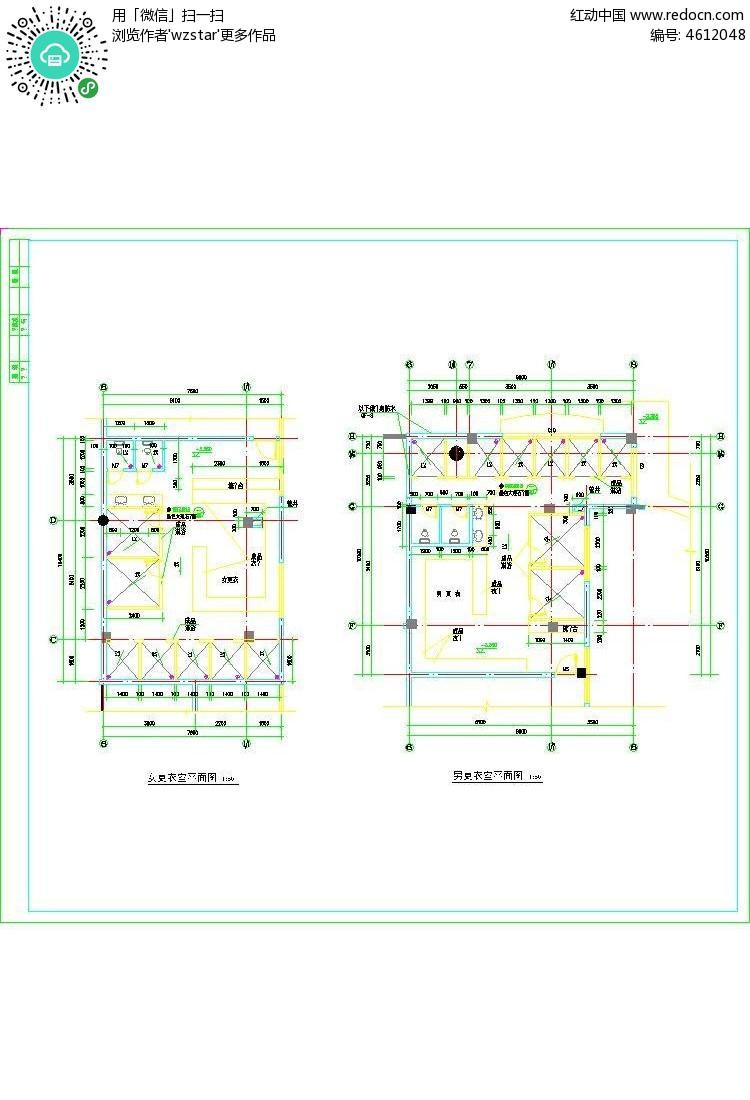 建筑平面图v图库图库_CAD图纸cad粘贴样式复制就死图片