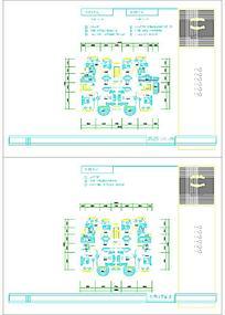 建筑平面样式图