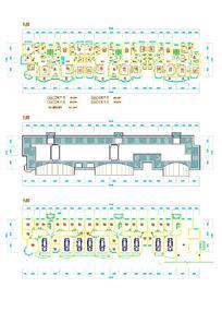 小区建筑平面图样式