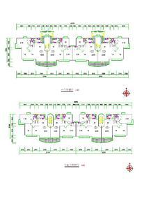 小区平面设计图样式
