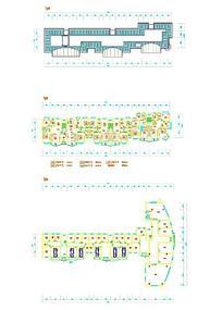 小区平面图设计样式