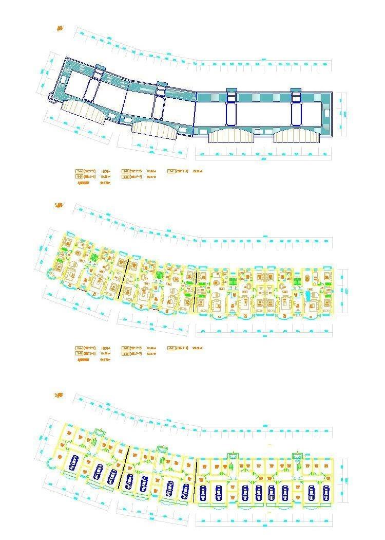 标准设计图图库_CAD图纸小区二维样式明细栏填写图片