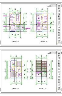 新世纪村镇方案设计CAD
