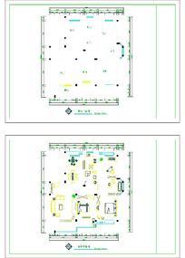 建筑平面设计素材样式