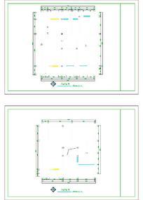 建筑平面图设计素材