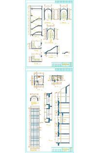 复式公寓排版设计