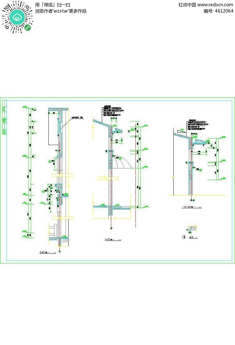 建筑规划图纸3d图
