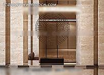 风扇3D素材