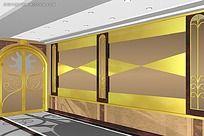 客厅装饰3D素材